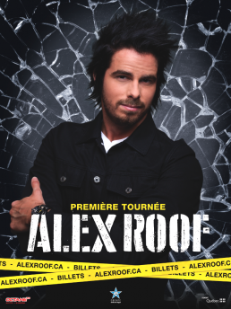 Alex Roof Biographie Spectacle Dates de spectacle